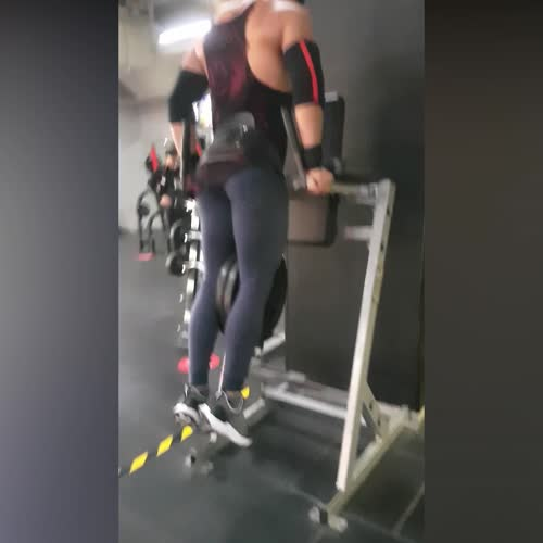 Weighted Disp 40kg x5
